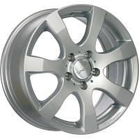 Tomason TN3F R16 W6.5 PCD6x130 ET62 DIA84.1 Silver