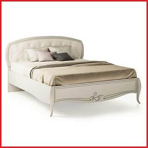 Кровать из коллекции Тереза (Світ Меблів)