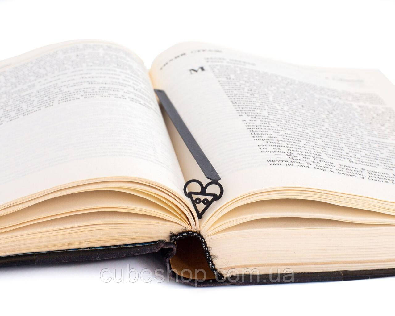 """Закладка для книг """"Мышь"""""""