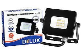 Прожектор ЛІД 10Вт 6500К IP65 FMI 10 LED Delux (90015133)