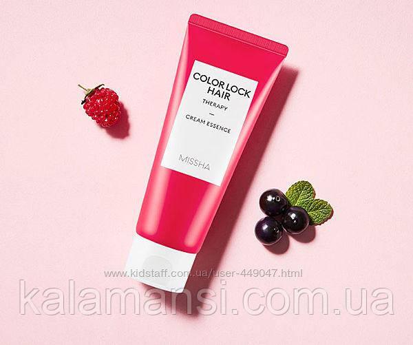Несмываемая эссенция для окрашенных волос Missha Color Lock Hair Therapy Cream Essence 100 мл