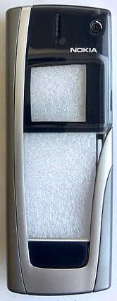 Корпус для Nokia 9500 Silver, фото 2