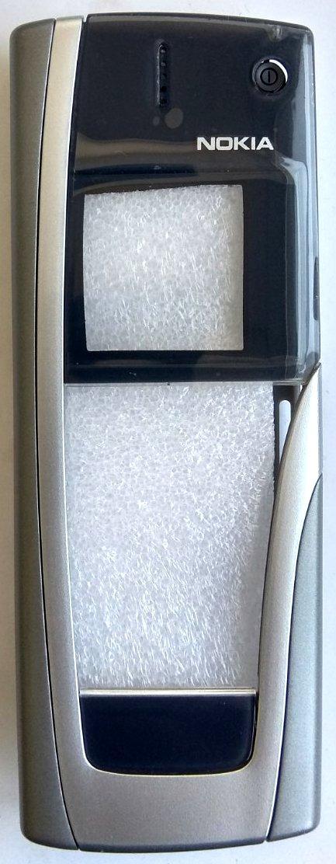 Корпус для Nokia 9500 Silver