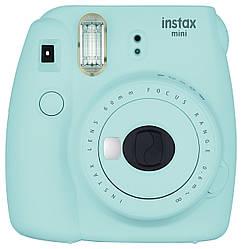 Распродажа! Фотокамера моментальной печати (полароид) FUJIFILM Instax mini 9 Blue