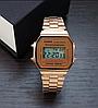 Мужские электронные наручные часы Casio Illuminator Cuprum, фото 5