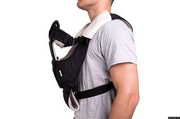 Bugs® Рюкзак-кенгуру для переноски детей 5в1 SafeTop - черный