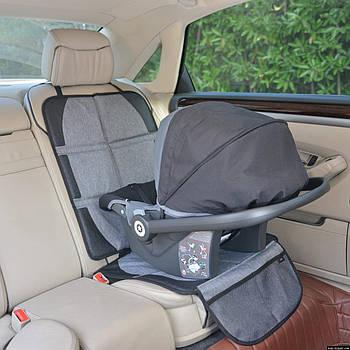 Bugs® Захисний килимок для автомобільного сидіння