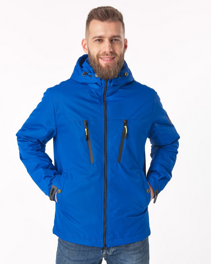 Куртка чоловіча Riccardo V-1 ЕЛЕКТРІК 100% поліестер 54(Р)