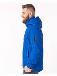 Куртка чоловіча Riccardo V-1 ЕЛЕКТРІК 100% поліестер 54(Р), фото 4