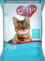 Сухой Корм для Кошек Долли 10 кг