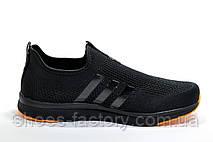 Летние кроссовки в стиле Adidas, Black\Orange, фото 2