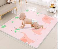 Детский коврик Better time Весёлый Слоник EPE (200*180*1,0), фото 1