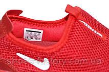 Летние кроссовки в стиле Nike Free Run 3.0, Red (Slip On), фото 3
