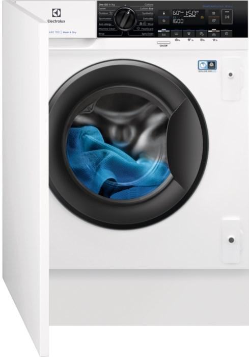 Вбудована пральна машина з сушкою Electrolux EW7W368SI