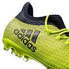 Детские футбольные бутсы Adidas X 16.1 FG J.  Оригинал. Eur 35(21.5cm)., фото 4