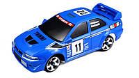 Автомодель Firelap IW04M Mitsubishi Evo 4WD на радиоуправлении, масштаб 1к28 синий SKL17-139677
