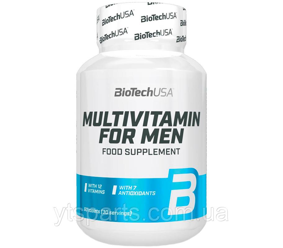 Biotech Multivitamin for Men 60 таб.
