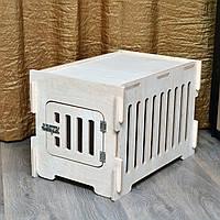 Домашний вольер (манеж) для щенков и маленьких собачек.