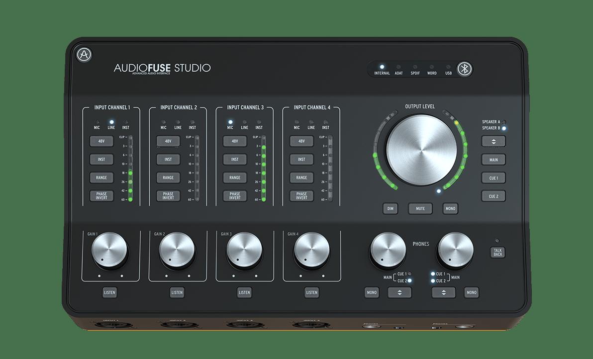 Аудіоінтерфейс Arturia AudioFuse Studio