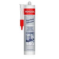 PENOSIL Санитарный силиконовый герметик Standard Sanitary Silicone 280 ml, белый