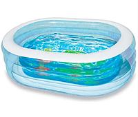 Детский надувной бассейн Intex 57482 163х107см