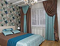 ТОП 8 видів штор в спальню