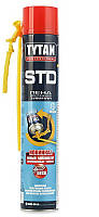 Ручная зимняя монтажная пена Tytan STD Ergo, 750 мл