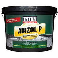 Tytan  Abizol P Битумный праймер для бесшовной гидроизоляции, 18 кг