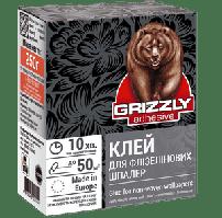 Клей для флизелиновых обоев Grizzly, 0.25 кг