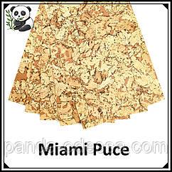 Пробковые панели (обои) Miami Puce TM Egen 600*300*3 мм