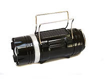 Кемпинговая LED лампа SB-9699 фонарик с солнечной панелью,Кемпинговая LED лампа!Акция, фото 3