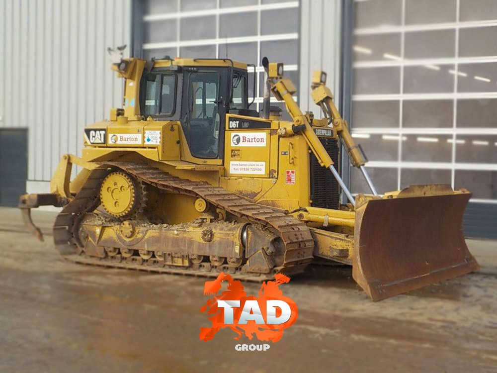 Бульдозер Cat D6T LGP PAD (2008 р)