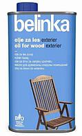 BELINKA EXTERIER Масло для древесины снаружи помещений, 0.5 л