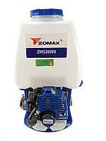 Опрыскиватель бензиновый Zomax ZMS26W0, 20 литров