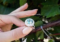 Кольцо из серебра арт. 100890, фото 1