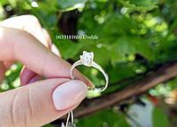 Серебряное кольцо с камнем, фото 1