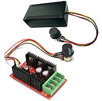 Диммер Шим контроллер регулятор скорости PWM 0-50В 40А 2000Вт, фото 1