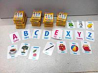 Азбука в карточках (английская)