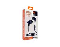 Наушники вакуумные с микрофоном BT T180A-JBL-BT
