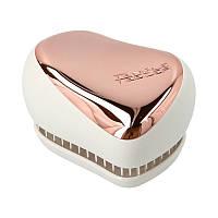 Расчёска Tangle Teezer Compact Rose Gold/Ivory