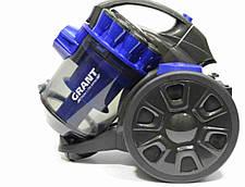 Контейнерный пылесос GRANT GT- 1605 3000Вт, Пылесос Грант без мешка Колбовые Пылесосы