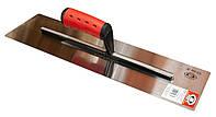 Терка 480мм нержавеющая, усиленная ручка двухкомпонентный англ.вариант PROFFI OLEJNIK