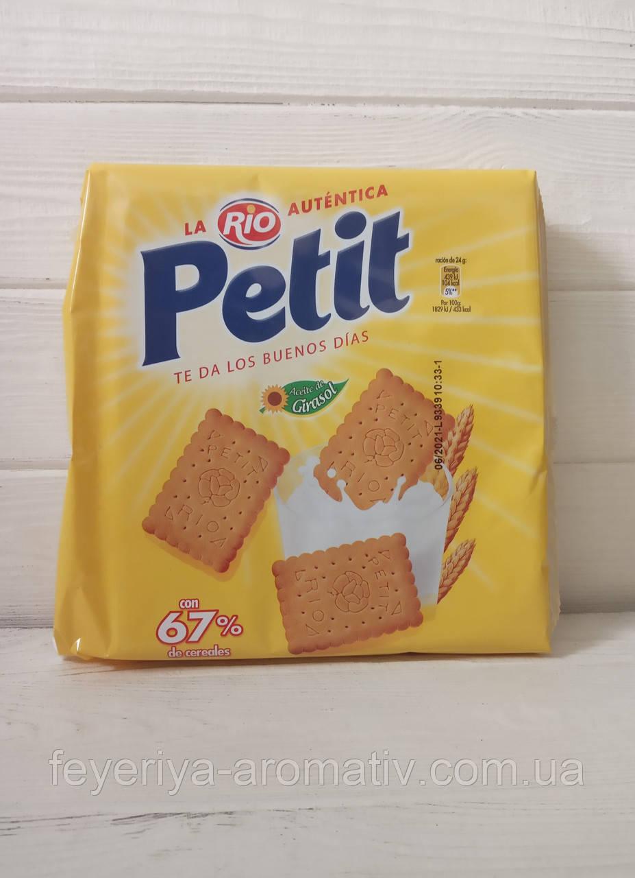Злаковое печенье Rio PETIT 400г (Испания)