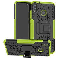 Чехол Armor Case для Honor 8X Max Lime, фото 1