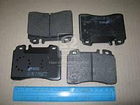 Колодка торм. диск. MB W201/E-CLASS W124/E-CLASS W210/SL R129 01.1991- передн. (пр-во REMSA)