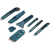 Комплект ножів + скребок HIGO