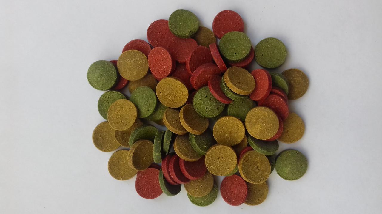 Таблетки для сомов №3 Фиш Аппетит 14мм 150 г, корм фасованный для рыб