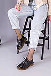 Женские черные лаковые туфли, фото 7