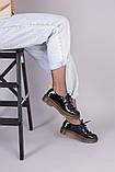 Женские черные лаковые туфли, фото 9
