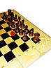 Шахматы ручной работы (шашки, нарды) большие, резные, фото 2